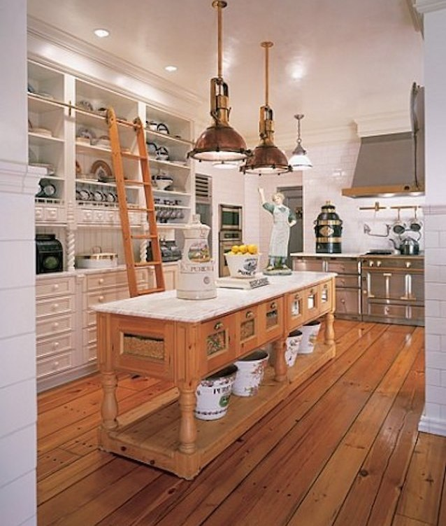 Material For Kitchen Cabinet: Repurposed / Reclaimed / Nontraditional Kitchen Island